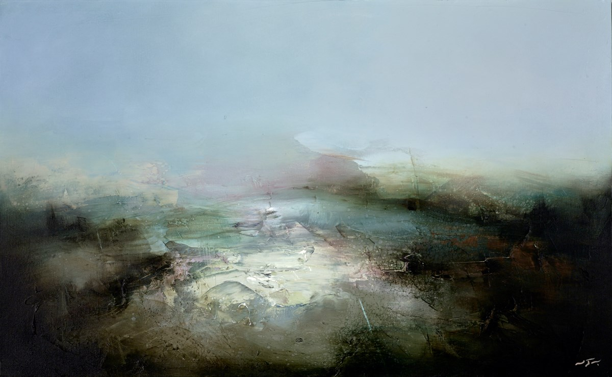 Solstice by neil nelson -  sized 45x28 inches. Available from Whitewall Galleries